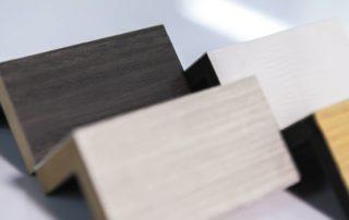 PVC con texture legno